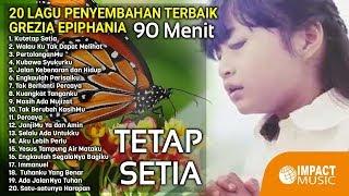 Download Mp3 rohani Mp3 Lagu Penyembahan Terbaik Grezia Epiphania - Lagu Rohani