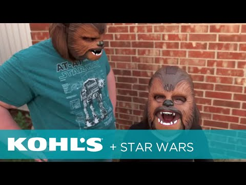The Happiest Chewbacca - Kohl's