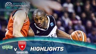 ASVEL Lyon-Villeurbanne v Openjobmetis Varese - Highlights - Basketball Champions League