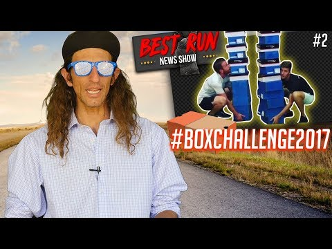 BEST RUN NEWS SHOW - Beer Mile World Classic, Box Challenge 2017, America's Steeplechase Win