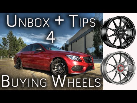 How To Buy Wheels Online - Fitment, Tire Size, Offset + OZ Formula HLT Unboxing