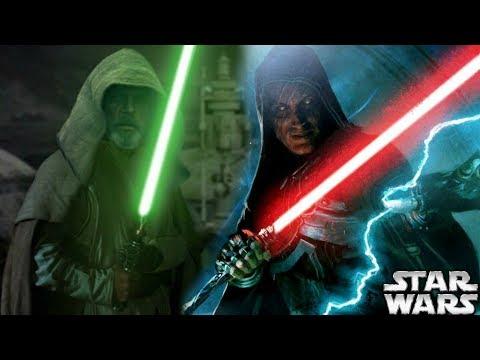 The Hidden Dark Jedi in The Last Jedi - Star Wars Explained (SPOILERS)