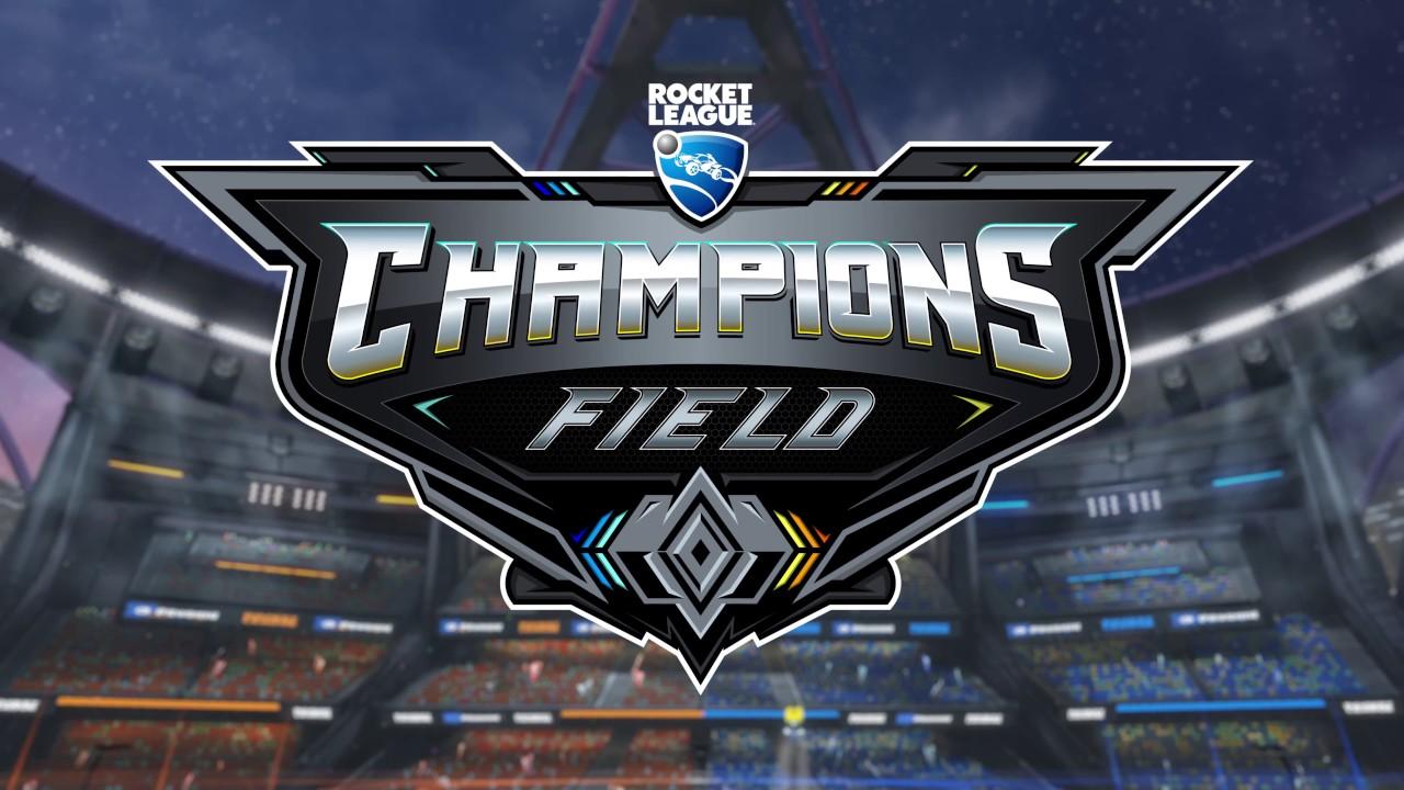 Rocket League Champions Field Update Trailer Youtube