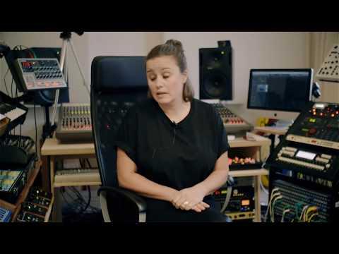 Steffi - In The Studio