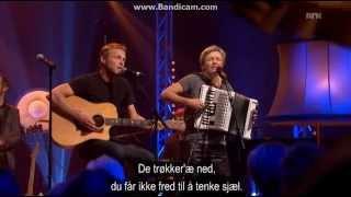 Jo Nesbø (Nesbo) og Trond Viggo - Tenke Sjæl