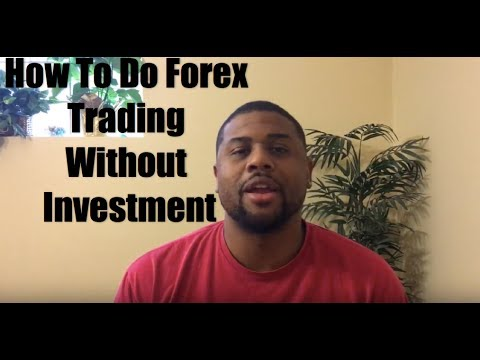 Trade forex without money