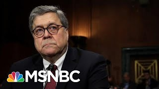 Watch Attorney General William Barr's Opening Statement Before Senate Judiciary Committee | Msnbc