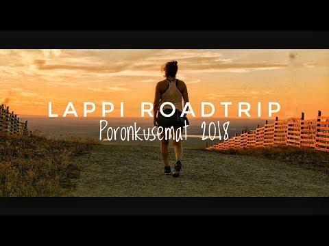 PORONKUSEMAT | LAPPI ROADTRIP | TAFFER