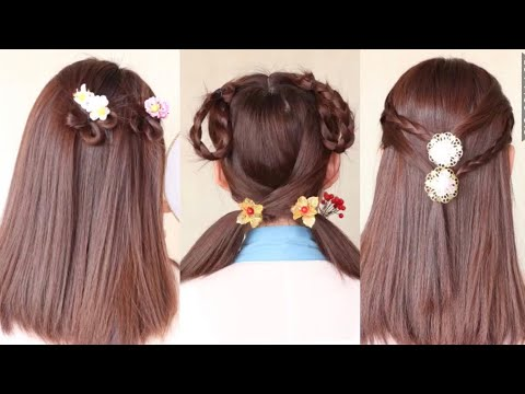 Cute Chinese old traditional hairstyles tutorial[粉墨倾城] thumbnail
