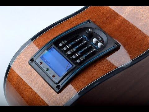 Part 3. Детальный процесс установки(а) пяти-полосного эквалайзера на акустическую гитару