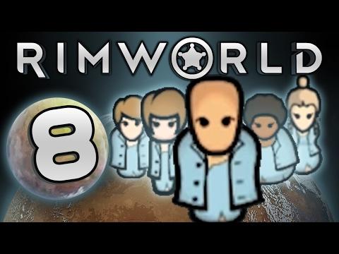 Rimworld - Peg Leg #8