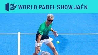 World Padel Show Alisea Ledus Jaén Open 2019 | World Padel Tour