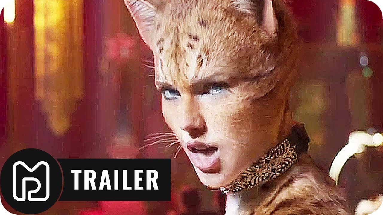 Cats Trailer 2 Deutsch German 2019 Youtube