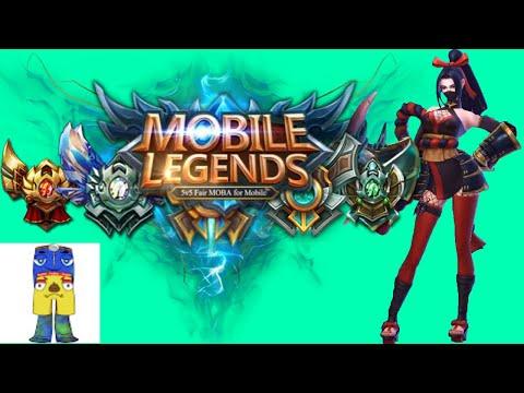 NOOBS PLAY Mobile Legends LIVE