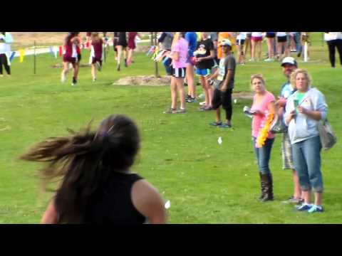 2015 Loveland/Windsor Girls Middle School Conference x-country meet