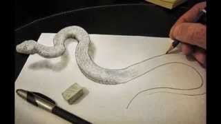 Kara Kalem 3D Çalışması