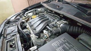 [PL/EN] Renault M4R 2.0 16V - Diagnostyka wypadania zapłonu, wymiana świec, demontaż kolektora
