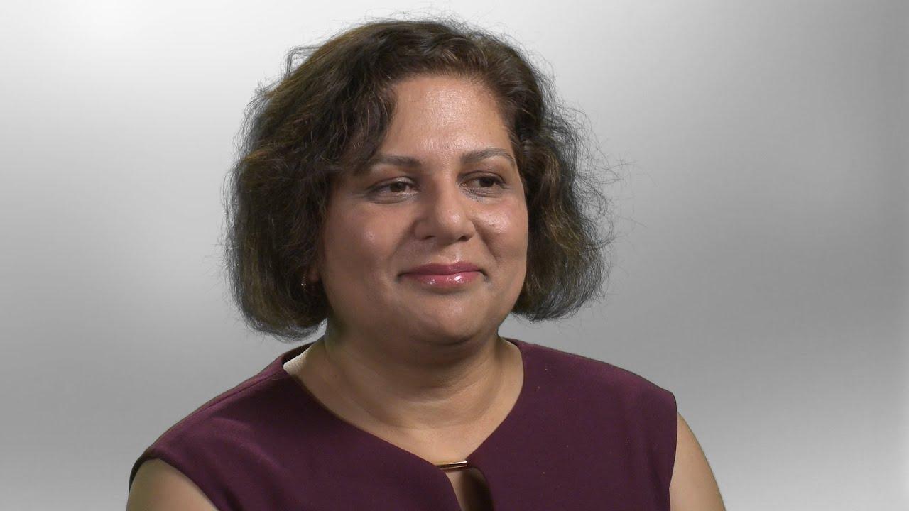 Meet gastroenterologist Mehnaz Shafi, M.D.