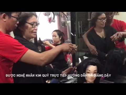 Học nghề tóc- cách dạy và học nghề tóc