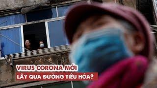 Nhà khoa học Trung Quốc phát hiện virus corona mới có thể lây lan qua đường tiêu hóa?