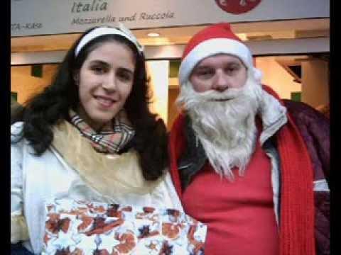 Das Christkind Und Der Weihnachtsmann - Stille Nacht (Killerversion)