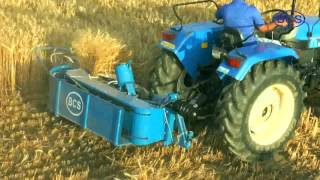 BCS Tractor Mounted Reaper Binder