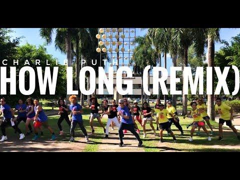 HOW LONG (Remix) by Charlie Puth   Zumba   Pop   Kramer Pastrana