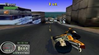 Road Rash 3D - Big Game - Final Race #Race 35