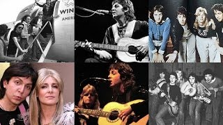 Paul McCartney and Wings GET ON THE RIGHT THING