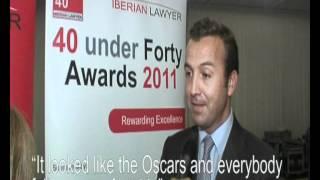 Iberian Lawyer 40 under 40 interviews 2011