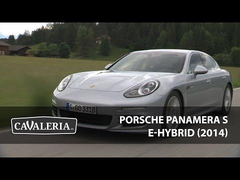 PORSCHE Panamera S E-Hybrid 2014 - Cavaleria ro