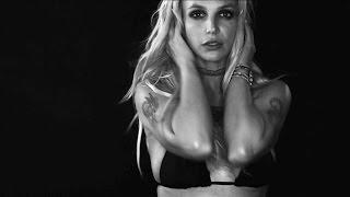 Britney Spears - Glenn Nutley Black & White Video Shoot [HD]