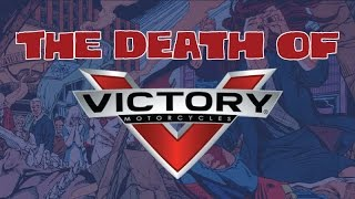 The Death of Victory Motorcycles