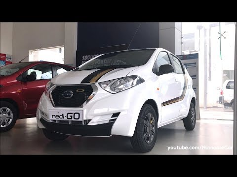 Datsun redi-Go 1.0 S 2017 | Real-life review