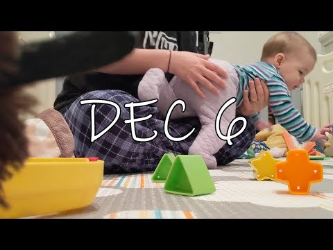 Playtime with Clarke 2018 VLOGMAS DEC 6