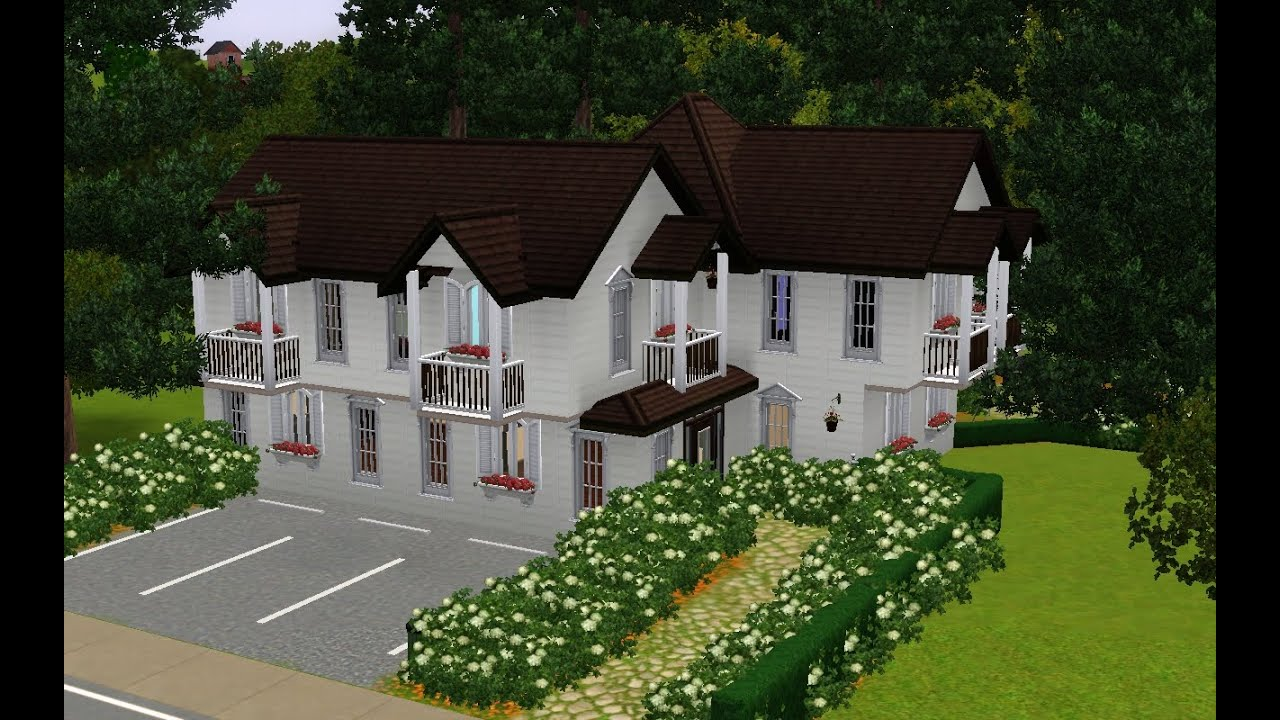 The sims 3 house building perfect family home 2 youtube Picture perfect house