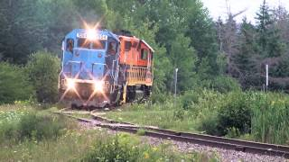 Last CBNS locomotives to leave Sydney 14 August 2015