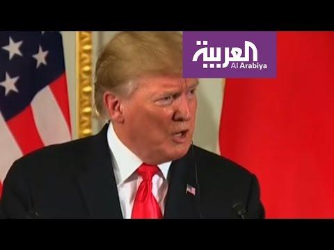 ترمب يريد من إيران أن تقول التالي  - نشر قبل 2 ساعة