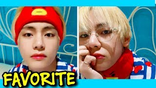 My favorite TAEHYUNG (김태형 BTS) moments