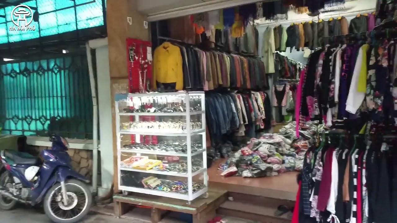 Thâm nhập chợ buôn bán hàng thùng Đông tác – second hand clothes | Hanoi Travel | Hà Nội Phố