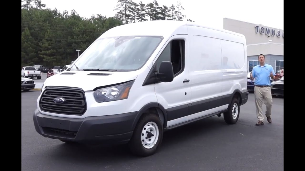 2015 ford transit review walkaround specs