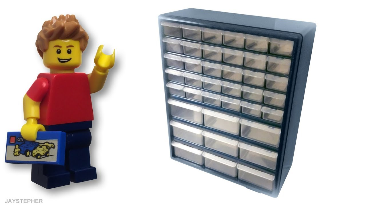 Review   39 Drawer Stack On (DSB 39) [CC]   YouTube