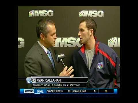 Ryan Callahan (12/05/09)
