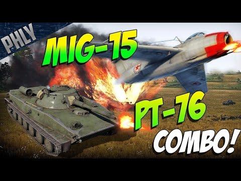 PT-76 AMPHIBIOUS TANK (soon™) War Thunder Tanks Gameplay!