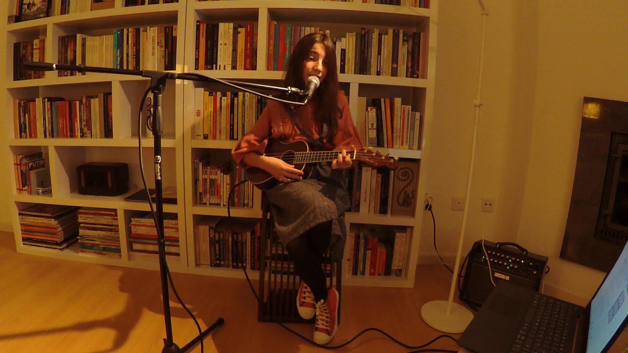 Chloe Moriondo  Silly Girl cover by Maria Inês Saraiva
