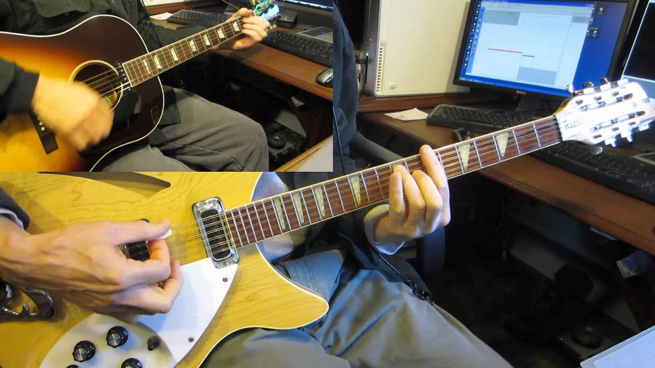 Beatles I Should Have Known Better Guitar Secrets Youtube