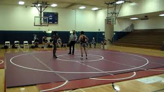 David Garcia vs Tempe High School (126lb)
