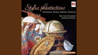 Sonata for 2 Violins, Viola da Gamba and Basso Continuo in C Major, BuxWV 266