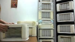 Матрасы из ППУ(Купить поролоновый матрас для кровати. Полиуретановый матрас до-50%. бывают как на основе пружинного блока,..., 2016-04-27T13:42:57.000Z)