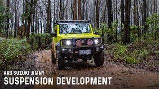 ARB Suzuki Jimny - Suspension Development